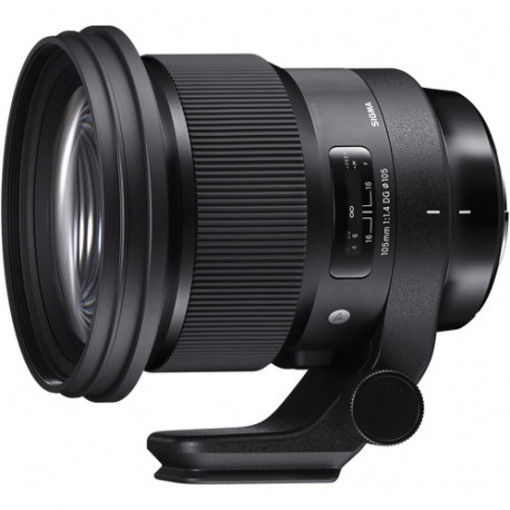 Sigma 105mm f/1.4 DG HSM Art за Sony E-Mount