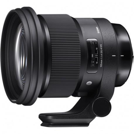 Sigma 105mm f/1.4 DG HSM Art за NIKON