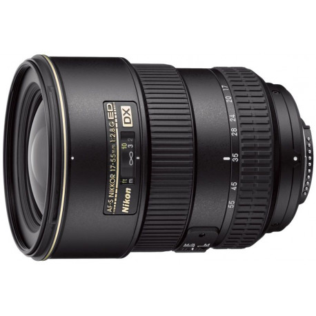 Nikon AF-S DX Zoom Nikkor 17-55mm f / 2.8G IF-ED