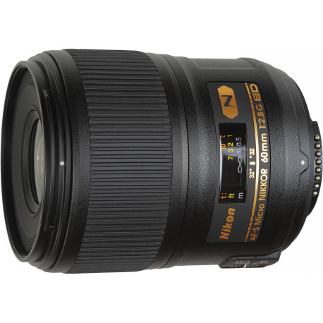 Nikon AF-S Micro Nikkor 60mm f/2.8G ED
