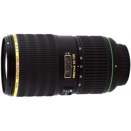 Pentax SMC 50-135mm f / 2.8 ED SDM YES