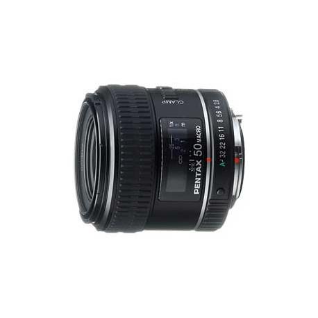 Pentax SMC 50mm f/2.8 Macro D FA
