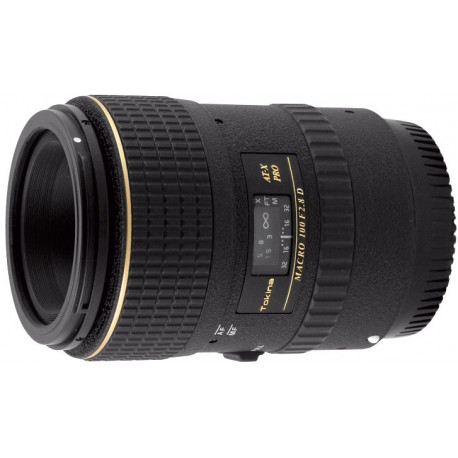 Tokina 100mm f / 2.8D Macro for Canon