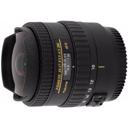 Tokina 10-17mm f / 3.5-4.5 DX Fisheye for Canon