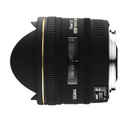 обектив Sigma 10mm f/2.8 EX DC HSM Fisheye за Canon