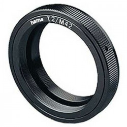 Accessory Hama 30705 T2 Thread Lens Adapter to Camera with Olympus FT Mount