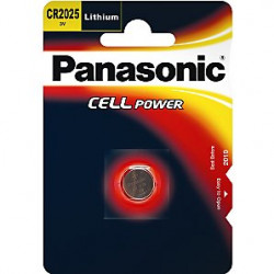 Battery Panasonic CR-2025 3V Battery 2 pcs.