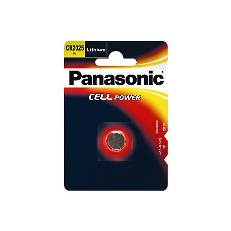 Panasonic CR-2025 3V Батерия 2 бр.