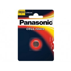 Battery Panasonic CR-2032 3V Battery 2 pcs.