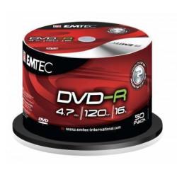 DVD-R 16x 10 бр.