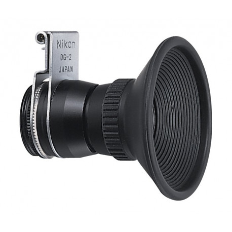Nikon DG-2 Eyepiece (2x) Magnifier Magnifying glass for viewfinder