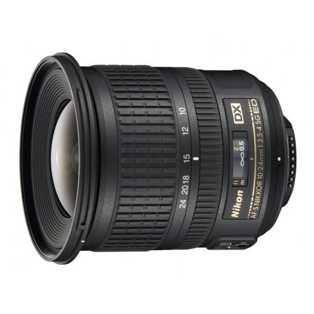 Nikon AF-S DX Nikkor 10-24mm f / 3.5-4.5G ED