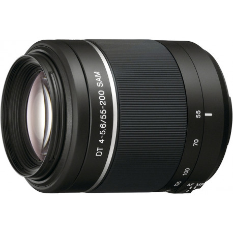 Sony SAL 55-200mm f/4-5.6 DT SAM