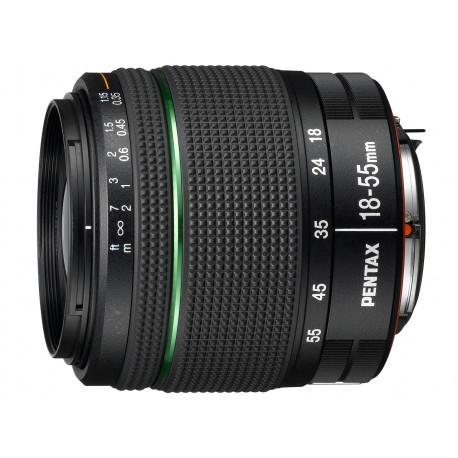 Pentax SMC 18-55mm f/3.5-5.6 DA AL WR