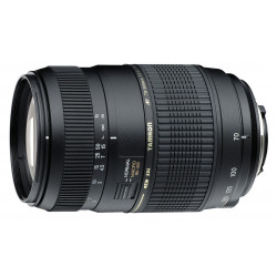 Lens Tamron AF 70-300mm f / 4 - 5.6 DI LD Macro for Canon