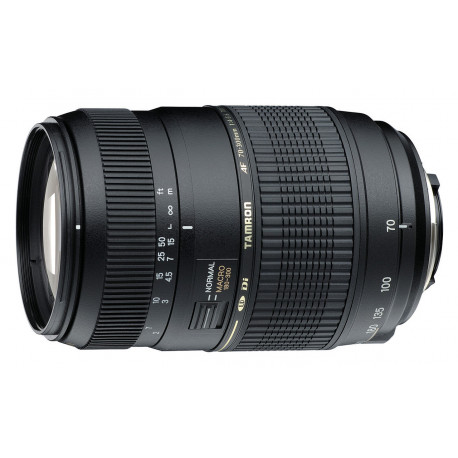 Tamron AF 70-300mm f / 4 - 5.6 DI LD Macro for Canon