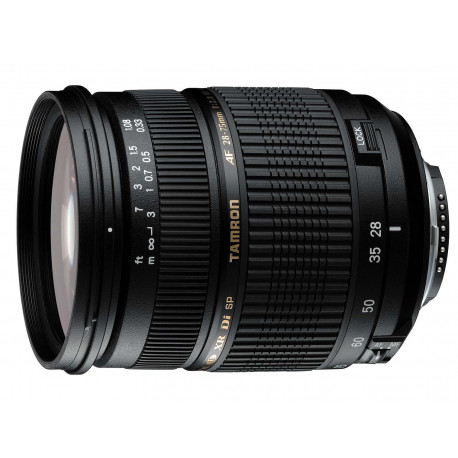 Tamron AF 28-75mm f/2.8 SP XR Di LD Macro за Nikon