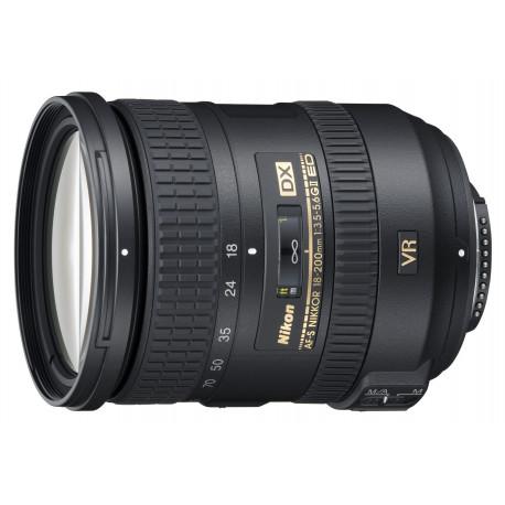 Nikon AF-S DX Nikkor 18-200mm f / 3.5-5.6 G ED VR II