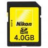 SDHC 4GB CLASS 6
