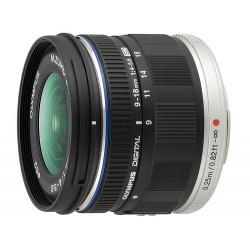 Lens Olympus Micro ZD 9-18mm f / 4-5.6 ED