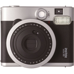 фотоапарат за моментални снимки Fujifilm instax mini 90 Neo Classic Instant Camera (черен)