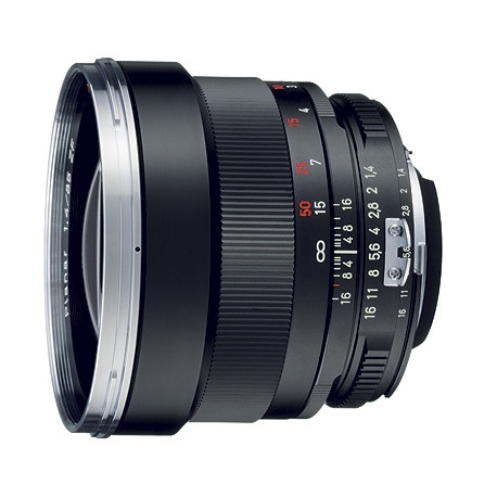Zeiss PLANAR 85mm f/1.4 T* ZF.2 за Nikon