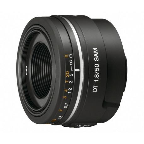 Sony SAL 50mm f/1.8 DT SAM