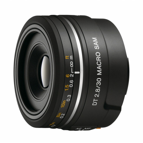 Sony SAL 30mm f/2.8 Macro