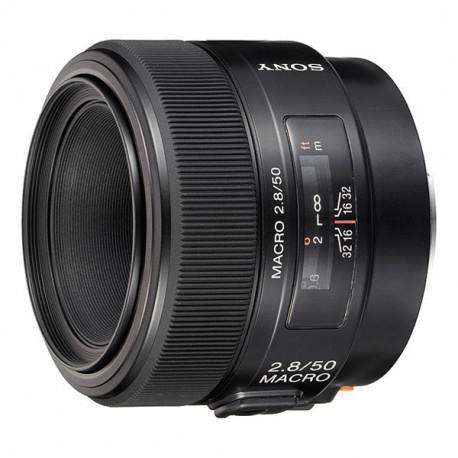 Sony SAL 50mm f/2.8 Macro