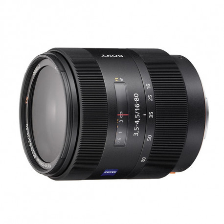 Sony 16-80mm f / 3.5-4.5 DT Carl Zeiss Vario-Sonnar T * ZA