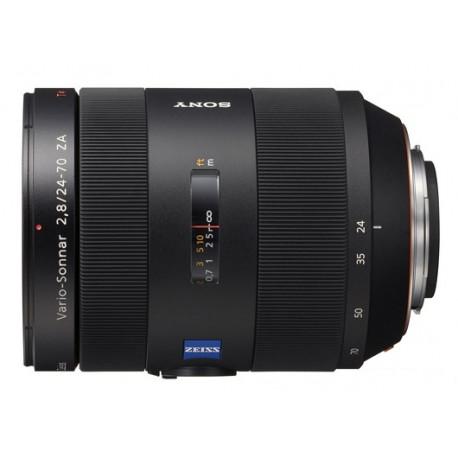 Sony SAL 24-70mm f / 2.8 SSM Carl Zeiss Vario-Sonnar T * ZA