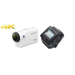 видеокамера Sony FDR-X3000R + Захват за пръсти