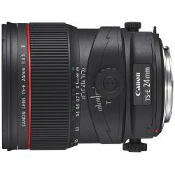 Lens Canon TS-E 24mm f/3.5L II