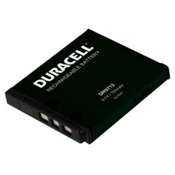 Battery Duracell DR9712 battery equivalent to Kodak KLIC-7001