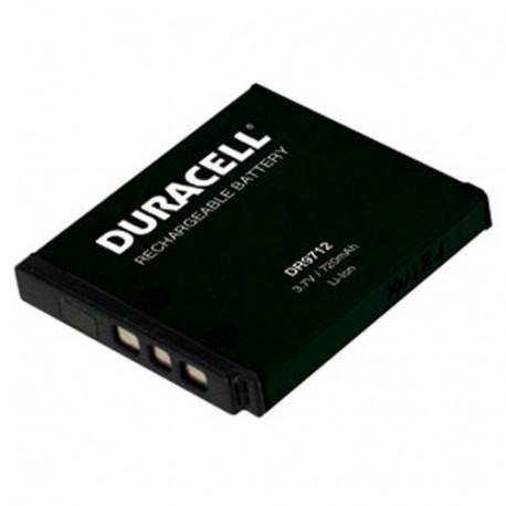 Duracell DR9712 battery equivalent to Kodak KLIC-7001