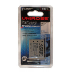 Battery Uniross U0219501 equivalent to CANON NB-7L