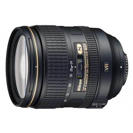 Nikon AF-S Nikkor 24-120mm f / 4 G ED VR
