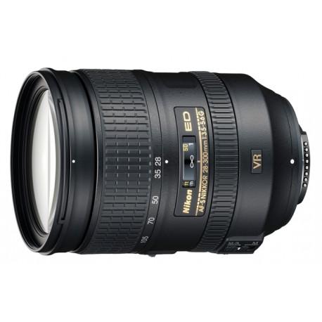 Nikon AF-S Nikkor 28-300mm f / 3.5-5.6G ED VR