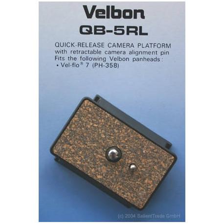 Velbon QB-5RL