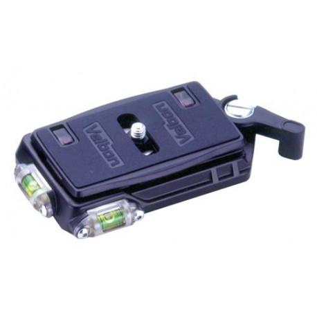 Velbon QRA-667L (B) magnesium adapter