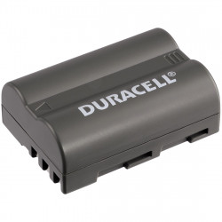 Battery Duracell DRNEL3 equivalent to Nikon EN-EL3, EN-EL3A, EN-EL3E