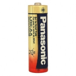 Battery Panasonic PANASONIC AAX2BR 1.5V PRO PPG