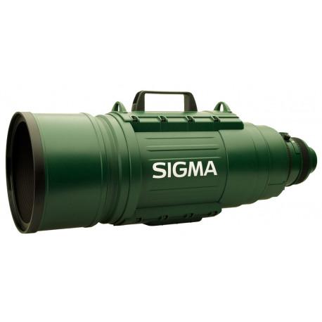 Sigma 200-500mm f / 2.8 EX DG APO for Nikon
