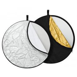 Отражателен диск 5 в 1 - 110 см диаметър