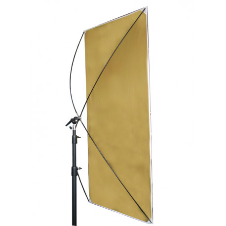 Dynaphos Studio reflector 90x180 cm, two surfaces