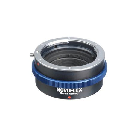 Novoflex адаптер за обектив с Nikon F байонет към камера с MFT байонет