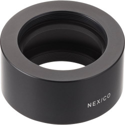 Novoflex M42 Thread Lens Adapter to Camera with Sony E Mount