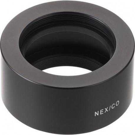 Novoflex адаптер за обектив с М42 резба към камера с Sony E байонет