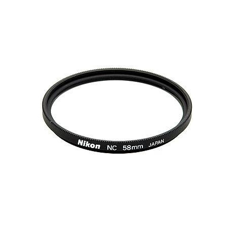 Nikon NC 58MM NEUTRAL COLOR NC FILTER