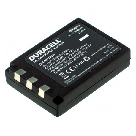 Duracell DR9613 equivalent of OLYMPUS LI-10B / SANYO DB-L10